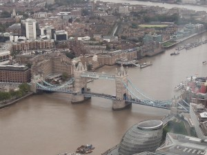 View from The Shard I