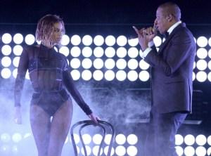 Beyonce-JayZ-GRAMMY