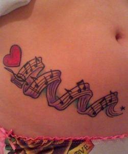musical rhythms I