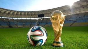 Copa do Mundo - troféu