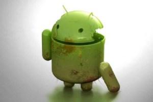 Android em queda II