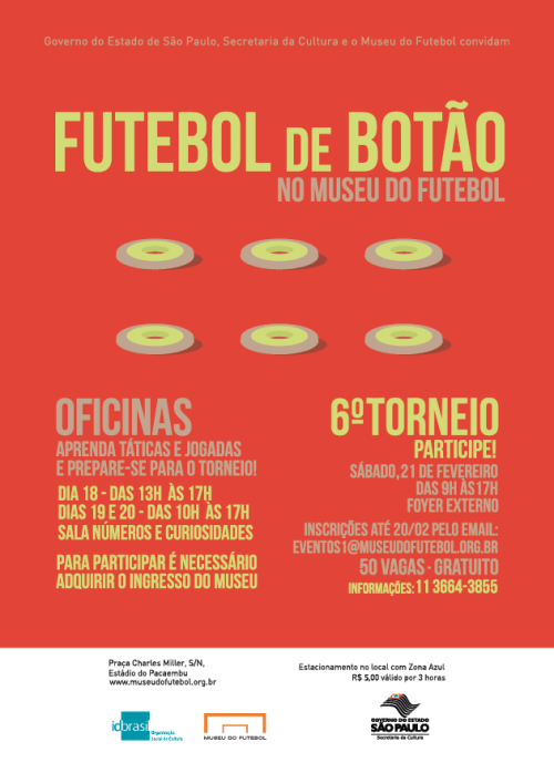 Futebol de botão SP