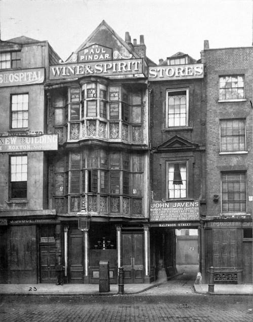 Londres velha XIII