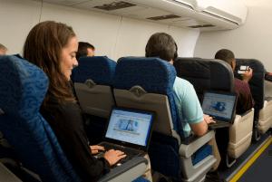 Wi-fi avião