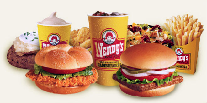 Wendy's no Super Bowl