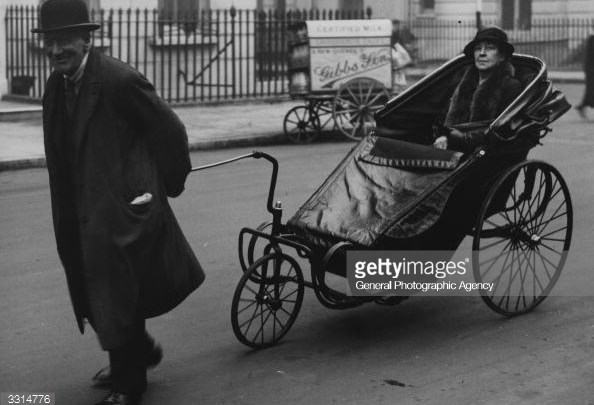 Esses Ingleses Maravilhosos e suas Leis Voadoras II – É proibido transporte de rodas com propulsão humana em Londres