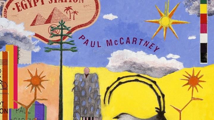 Paul McCartney divulga nova música
