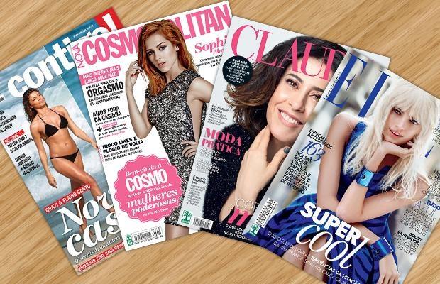Abril fecha 11 títulos e demite centenas de jornalistas