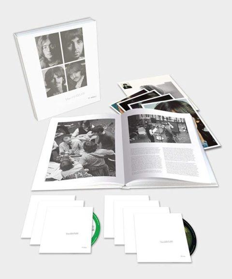 Álbum Branco ganha superedição pelos 50 anos