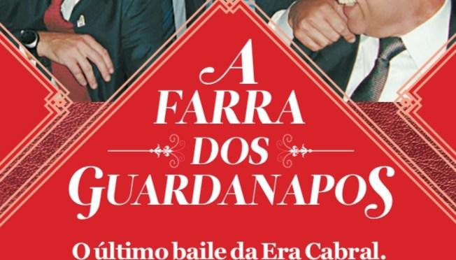 Livro revela o banquete que marcou o fim da Era Cabral