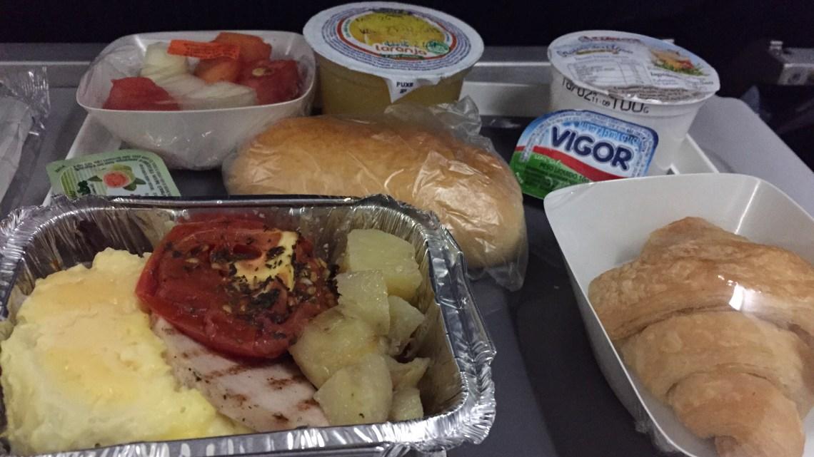 Dicas de Viagem VI: Não se aperte com comida