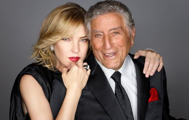 Tony Bennett e Diana Krall:  Love Is Here to Stay, um senhor disco