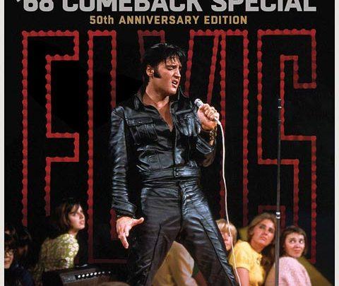 Show de retorno de Elvis ganha edição luxuosa