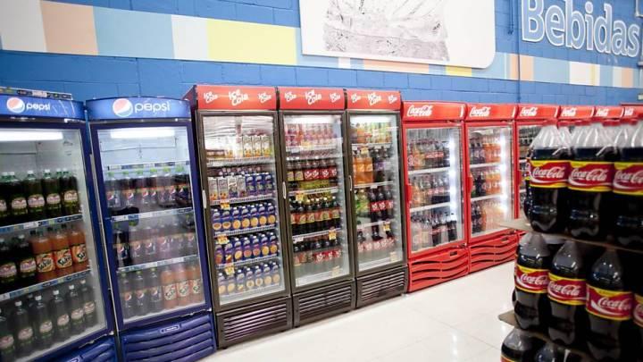 Consumo de refrigerante diminui dentro de casa