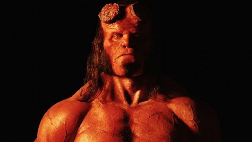 Trailer oficial do reboot 'Hellboy' saiu hoje, mas não tem ligação com calor infernal no RJ