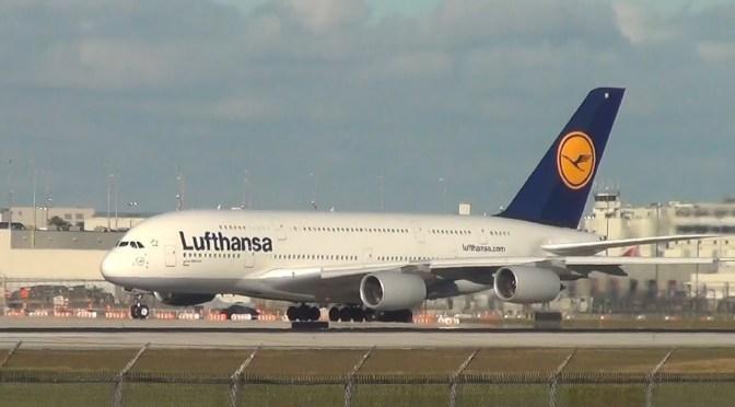 Lufthansa usa reconhecimento facial nos embarques do aeroporto de Miami