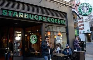 Starbucks Coffee em SãoFrancisco, California
