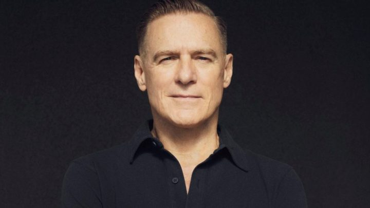 Bryan Adams lança novo disco, Shine a Light