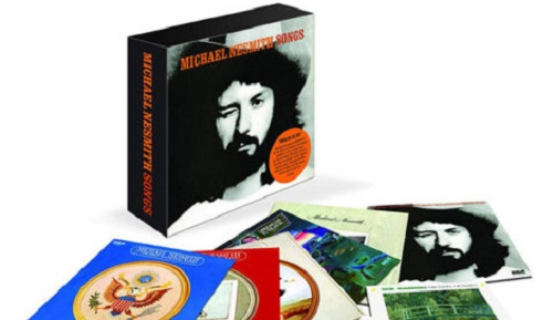 Michael Nesmith terá box com 12 CDs