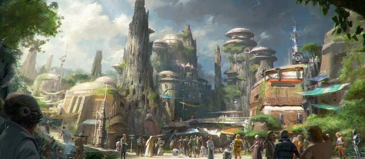 Star Wars: Galaxy's Edge - Blog do Feroli