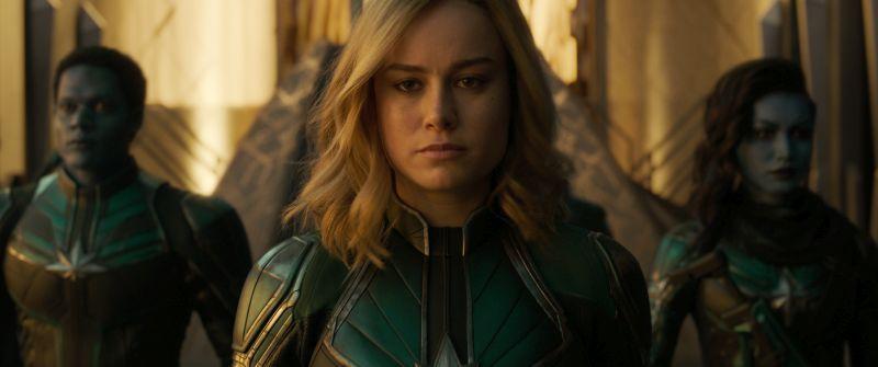 Capitã Marvel chega para salvar os Vingadores