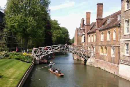 Inglaterra Romântica - Cambridge