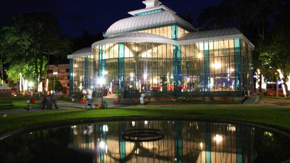 Palácio de Cristal abriga festival do café no feriadão