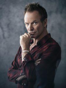 Sting lança My Songs - Crédito: Eric Ryan Anderson