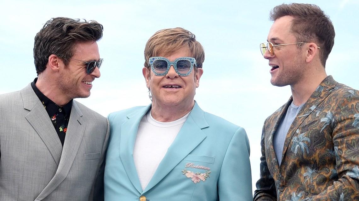Liberada a canção inédita de Elton John para a trilha de Rocketman