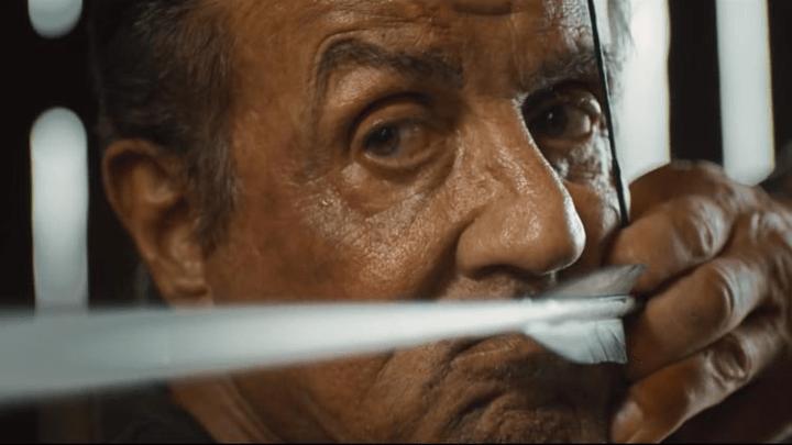 Rambo está voltando! Confira o primeiro trailer aqui