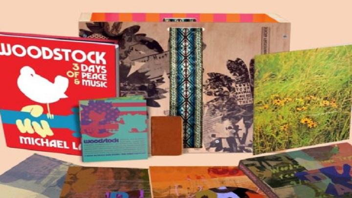 Woodstock é relembrado em caixas de 10 e 38 CDs