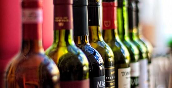 Importação de vinhos