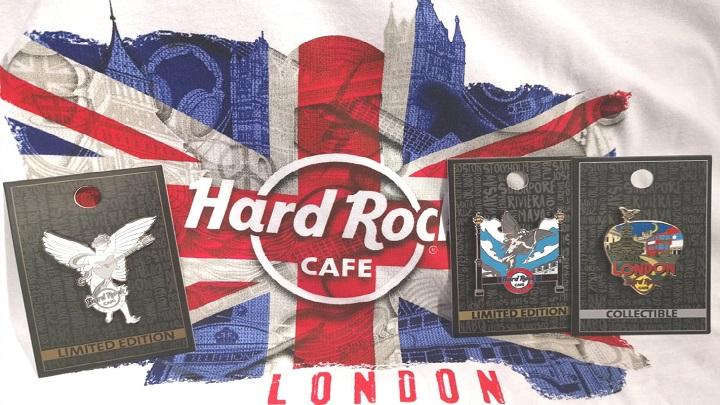 Hard Rock Cafe de Londres reabre neste 4 de julho