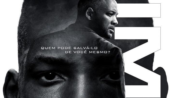 'Projeto Gemini', novo filme de Will Smith, ganha cartaz para o Brasil