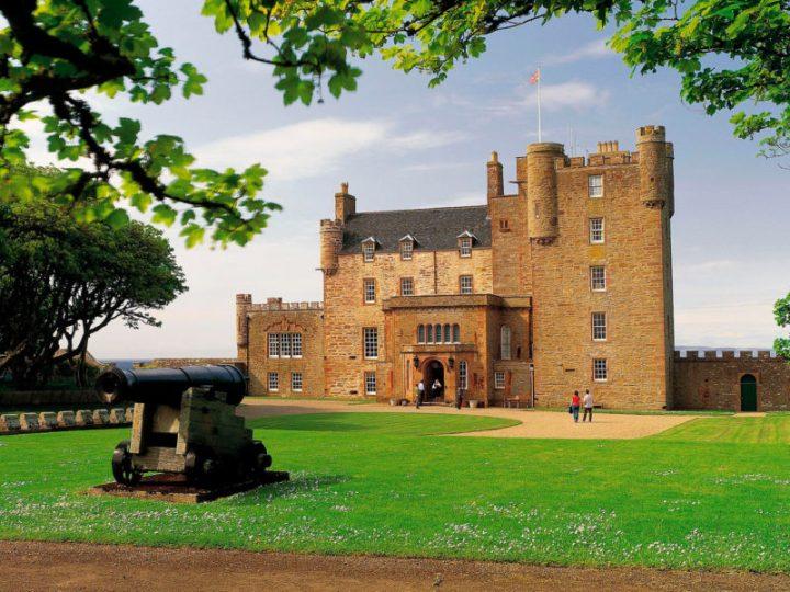 Príncipe Charles B&B na Escócia