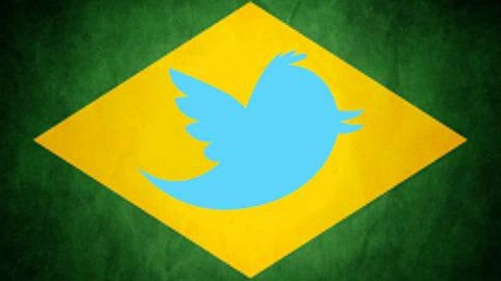 Brasil está entre os primeiros no ranking mundial de usuários do Twitter