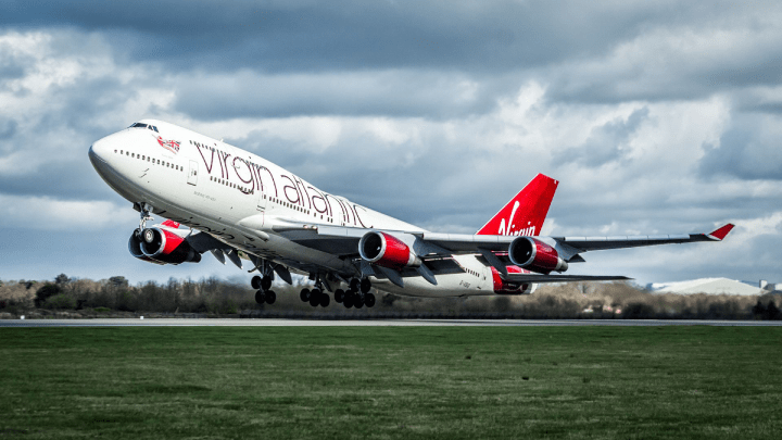 Virgin Atlantic inicia voos diretos SP-Londres em março de 2020