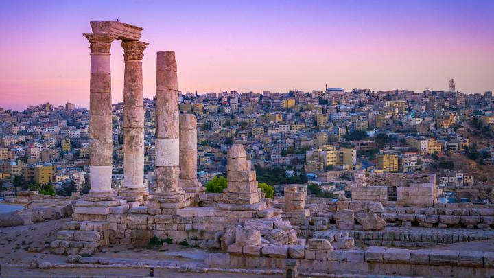 4 castelos impressionantes para visitar na Jordânia