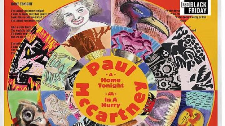 Paul McCartney disponibiliza duas novas canções para os fãs