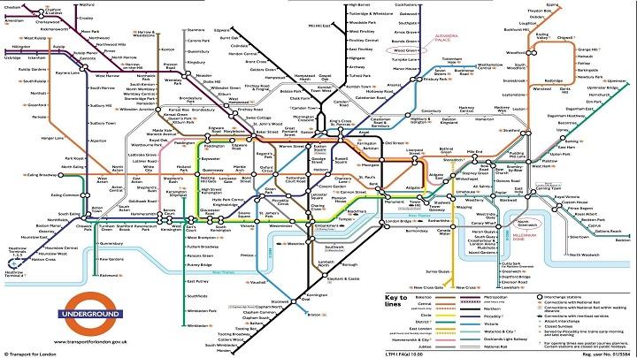 Pegadinhas do metrô de Londres (parte 1) – Wimbledon