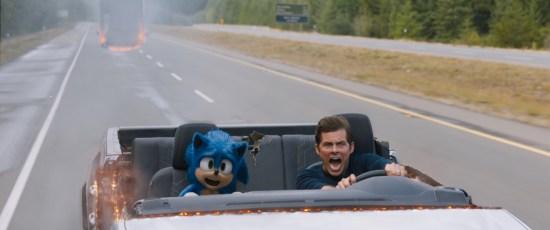 Sonic divulgação