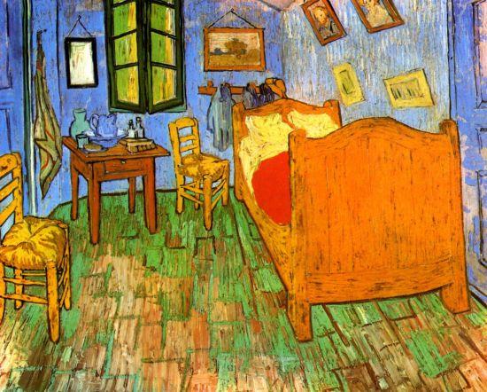 Van Gogh nos museus virtuais