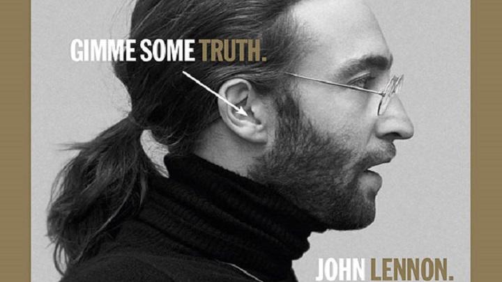 John Lennon chega remixado em outubro – Gimme Some Truth
