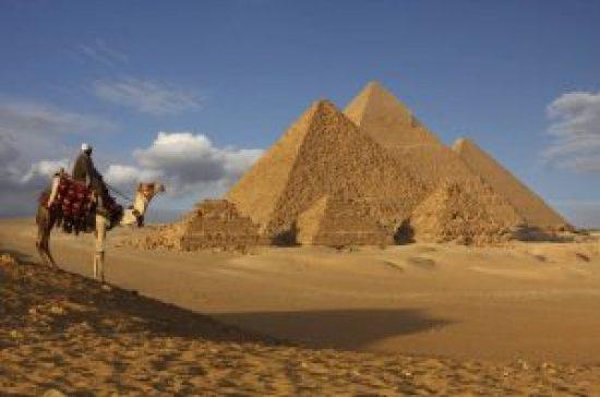 Países onde os brasileiros não são barrados: Egito
