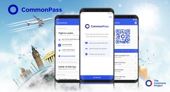 Projeto CommonPass