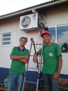 Refrigerista de Franca (SP) fez cursos no Senai e treinamentos em diversas empresas do setor, como a Bitzer e a LG