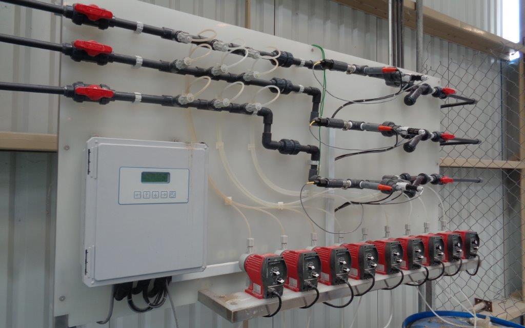 Tecnologia automatiza tratamento de água em sistemas de resfriamento