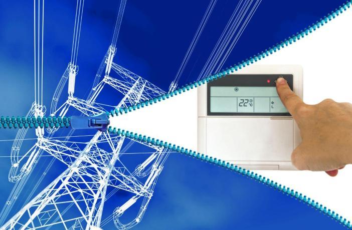 Energia Elétrica - Ar Condicionado