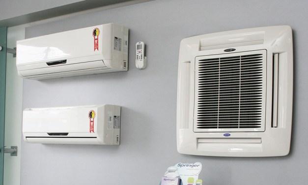 Mercado de ar condicionado movimentará US$ 167 bilhões em 2024