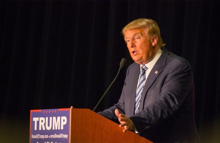 Donald Trump - Presidente dos EUA